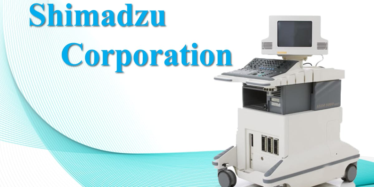 Shimadzu-Corporation ultrasound