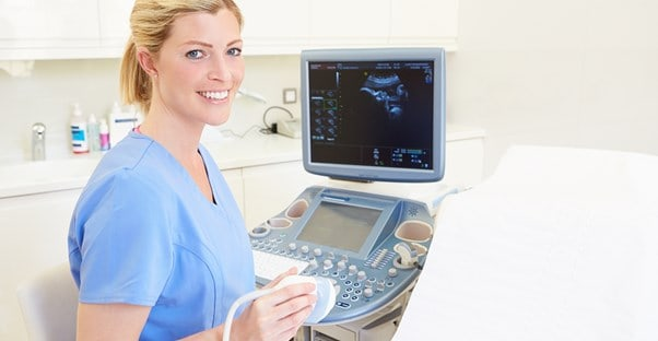sonogram technician